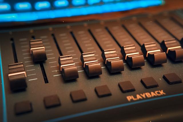 Zvukový mixér