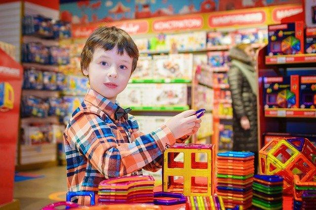 Jaké hračky mají děti rády?