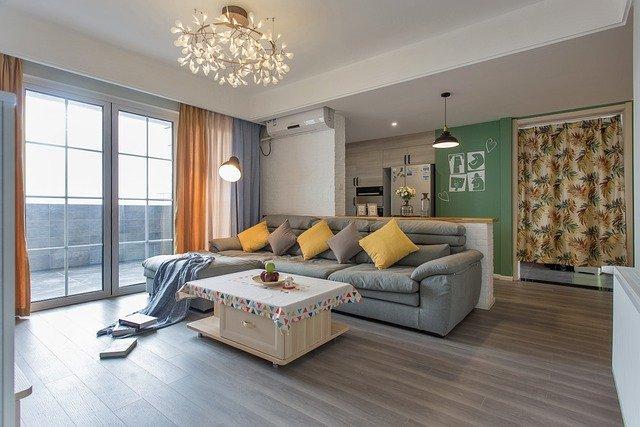 living room cielin